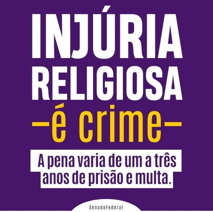 Injúria Religiosa