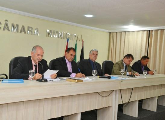 Câmara municipal de Monteiro tem primeira sessão ordinária de 2019