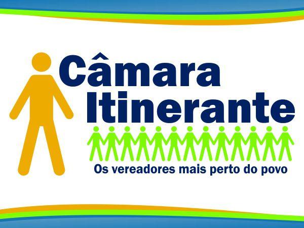Câmara Itinerante foi um sucesso na comunidade da Pitombeira.
