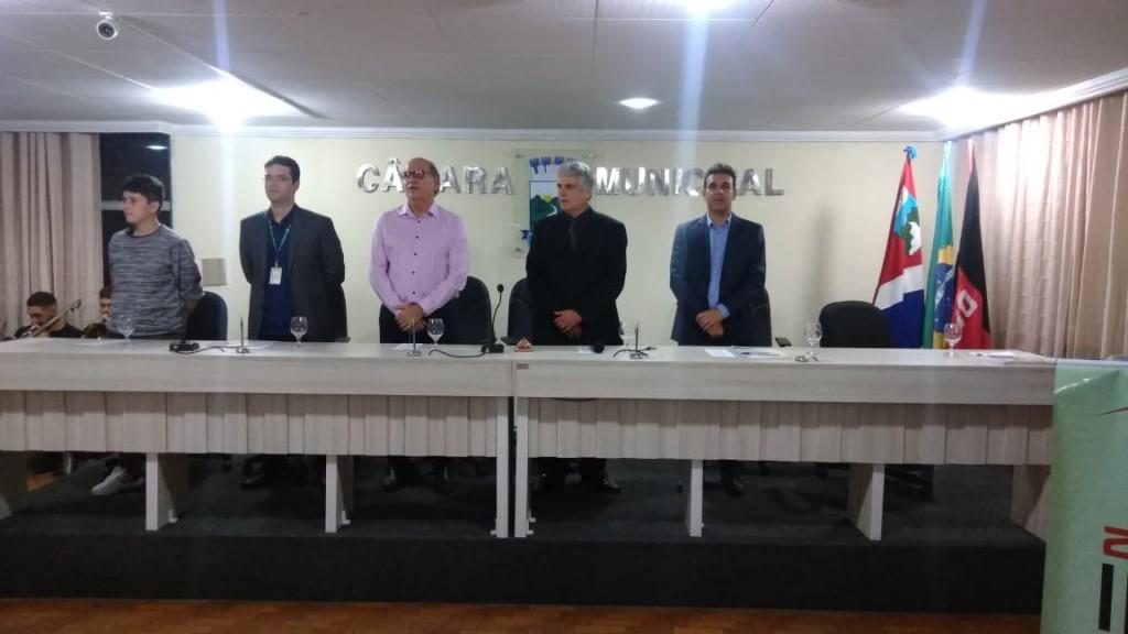 Câmara Municipal realiza sessão solene em comemoração aos 10 anos de IFPB em Monteiro