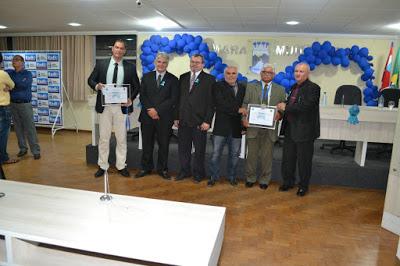 Câmara de Monteiro entrega medalhas de Honra ao Mérito à advogado monteirense e ex Superintendente da CONAB do Cariri