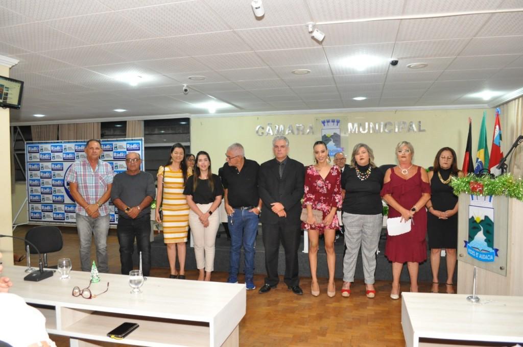 Câmara de Monteiro encerra ano legislativo com culto em agradecimento à recuperação da saúde de Raul Formiga