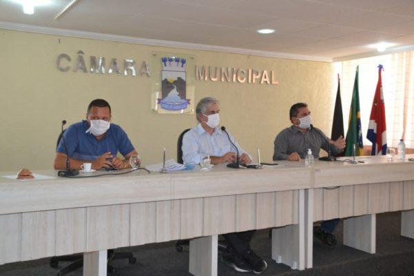 Clube de Mães, Centro De Convivência do Idoso e outras entidades receberão auxílio da Prefeitura de Monteiro