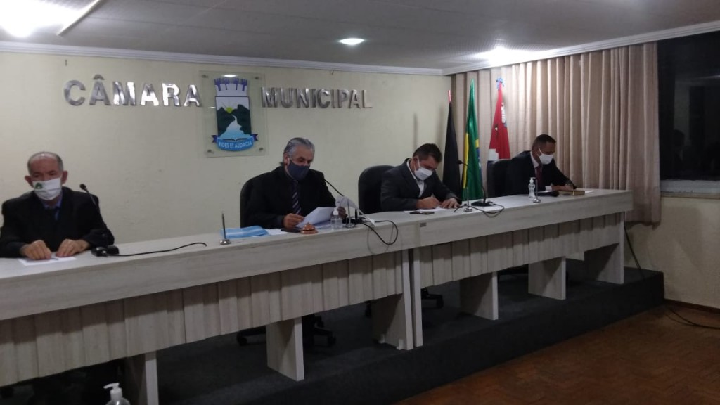 Câmara de Monteiro aprova por unanimidade LDO-Lei de Diretrizes Orçamentárias do município para 2021