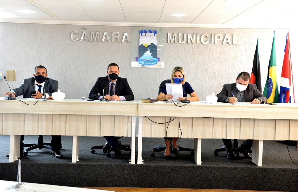 Sessões ordinárias da Câmara de Monteiro, retornam em novo horário.