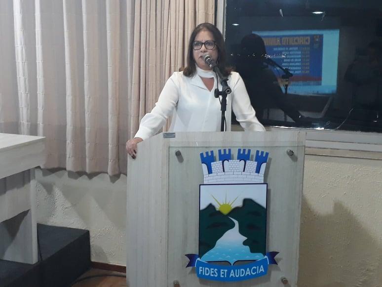 Câmara de Monteiro recebe secretária de cultura para apresentar todos os detalhes do São João 2019