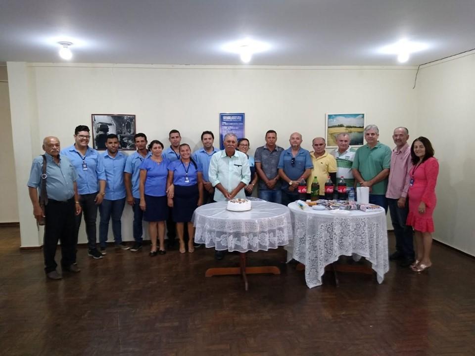 CAMARA DE MONTEIRO COMEMORA ANIVERSARIO DO VEREADOR CHUTA