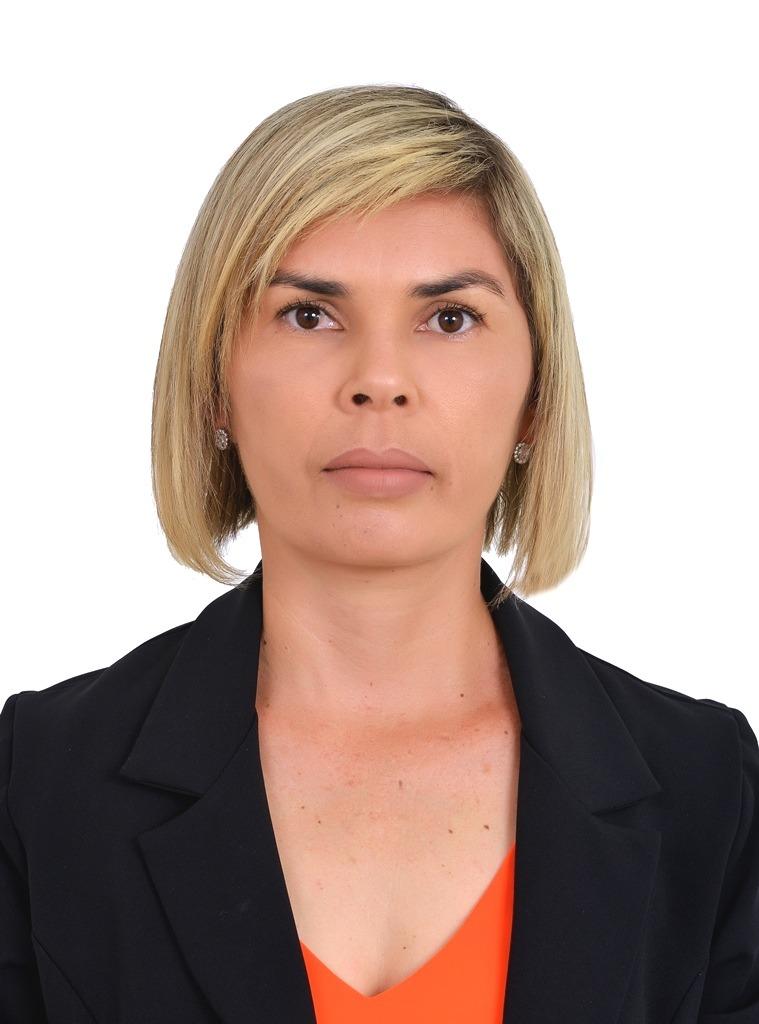 MARIA ANDREIA FERREIRA ARAÚJO - 1ª SECRETÁRIA